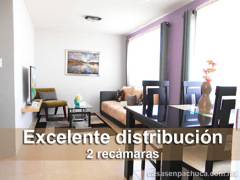 Casas en venta en pachuca desde 410 000 y hasta 600 000 for Interiores de departamentos