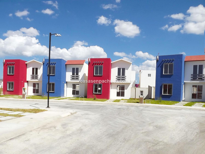 Casas En Venta En Pachuca Hidalgo Con Infonavit De 2 Pisos 2 Recamaras