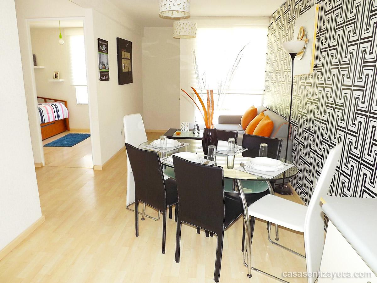 Casas Infonavit Interiores : Casas infonavit modernas interiores casa muestra de infonavit
